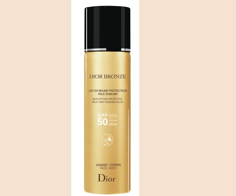 Dior Bronze Lait En Brume Protecteur Hale Sublime