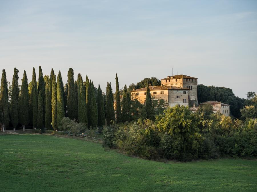Castello di Castelnuovo Tancredi (Toscana)