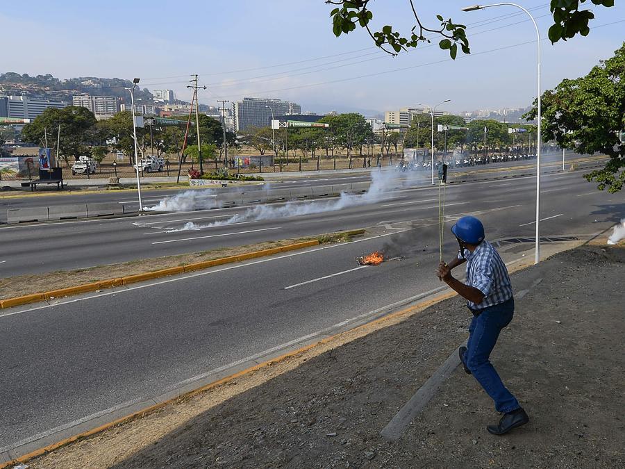 (Photo by Matias DELACROIX / AFP)