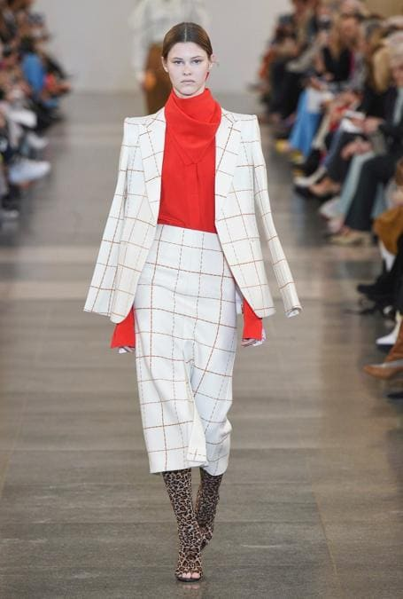 Un abito realizzato da Victoria Beckham