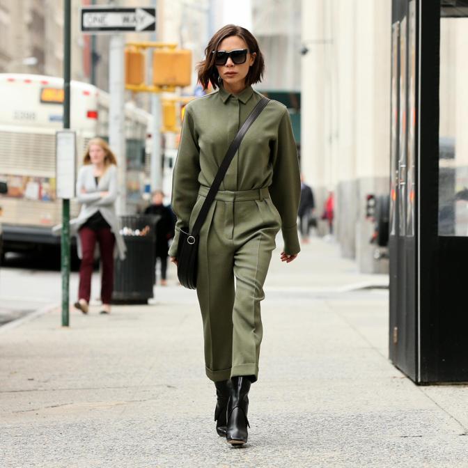 Victoria Beckham a New York
