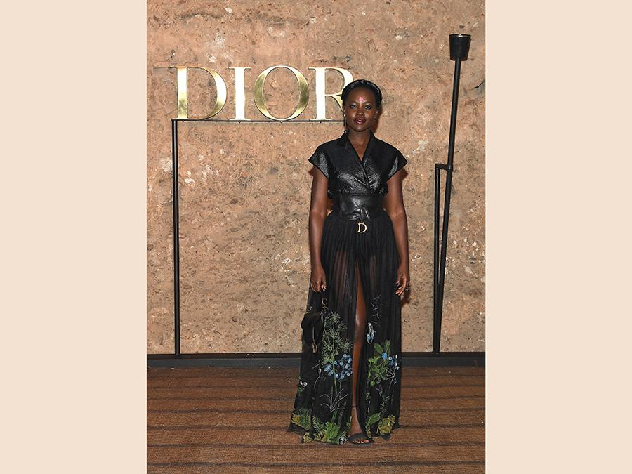 Lupita Nyong'o (Pascal Le Segretain/Getty Images per Dior)