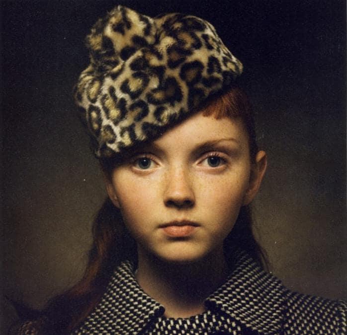 Lily Cole: modella e attrice britannica, nata nel 1987, viene notata a 14 anni e due anni dopo è giù sulle passerelle di tutto il mondo