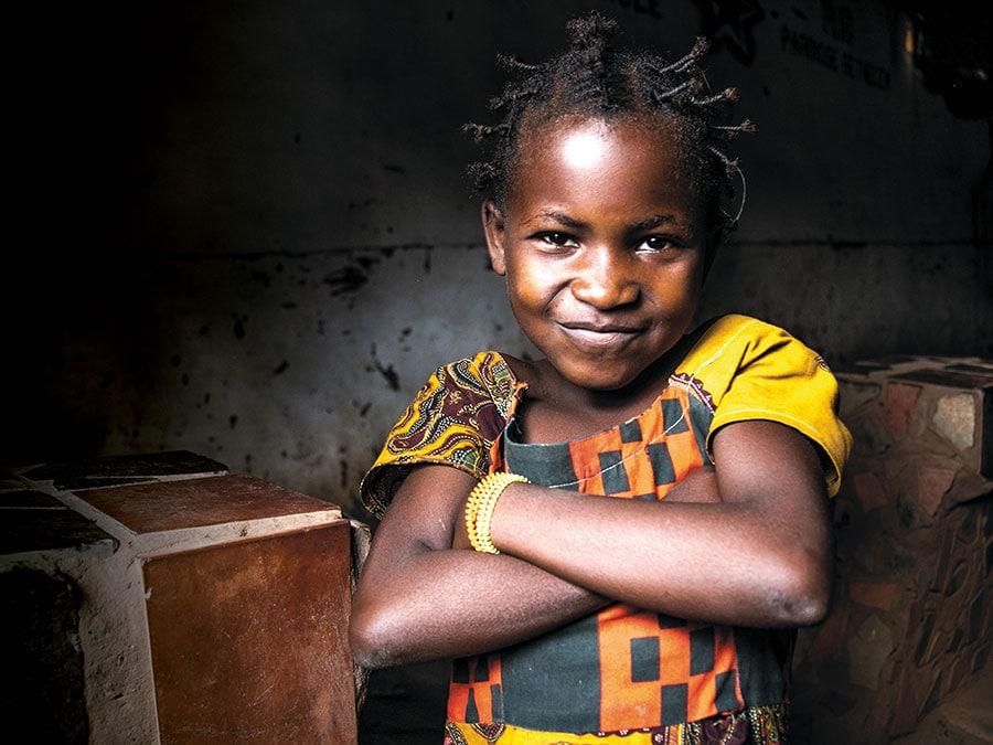 Lisa,  Democratic Republic of Congo (DRC). Credit: Joan Marie del Mundo / Save the Children