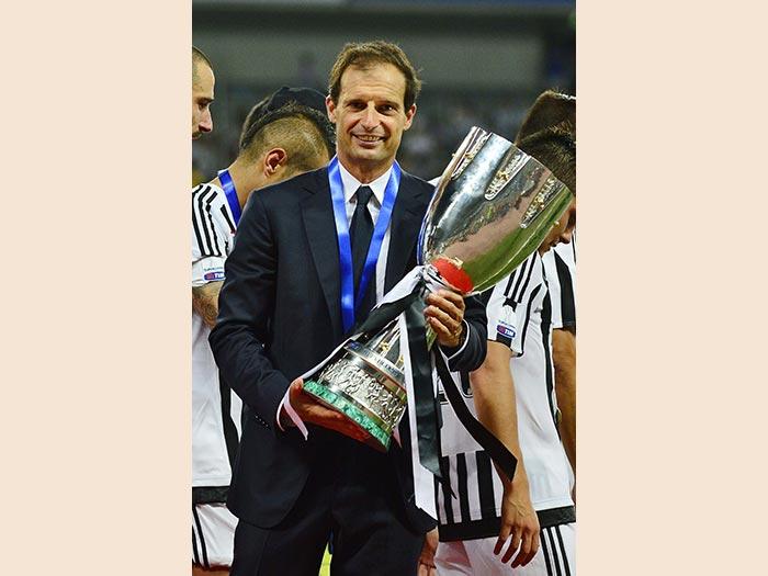 2016. Seconda Supercoppa Italiana.