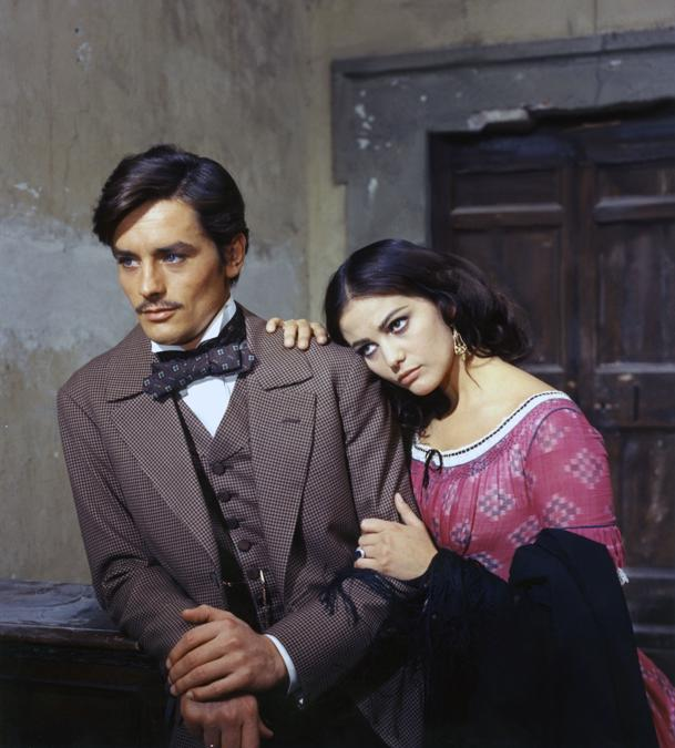 «Il Gattopardo» del 1963 di Luchino Visconti, con Alain Delon e Claudia Cardinale (Collection Christophel / RnB © Titanus / Societe Nouvelle Pathe Cinema / Societe Generale de Cinematographie)