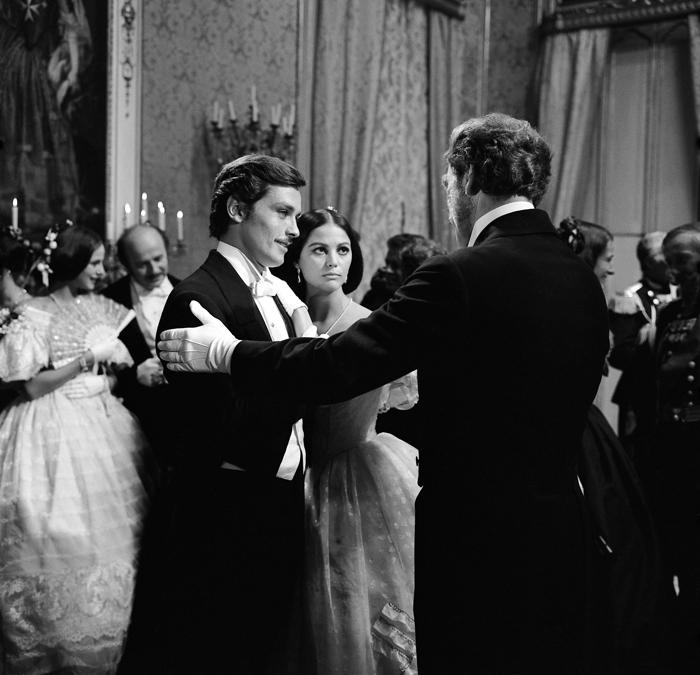 «Il Gattopardo» del 1963 di Luchino Visconti, con Alain Delon, Claudia Cardinale e Burt Lancaster. (Collection Christophel / RnB © Titanus / Societe Nouvelle Pathe Cinema / Societe Generale de Cinematographie)