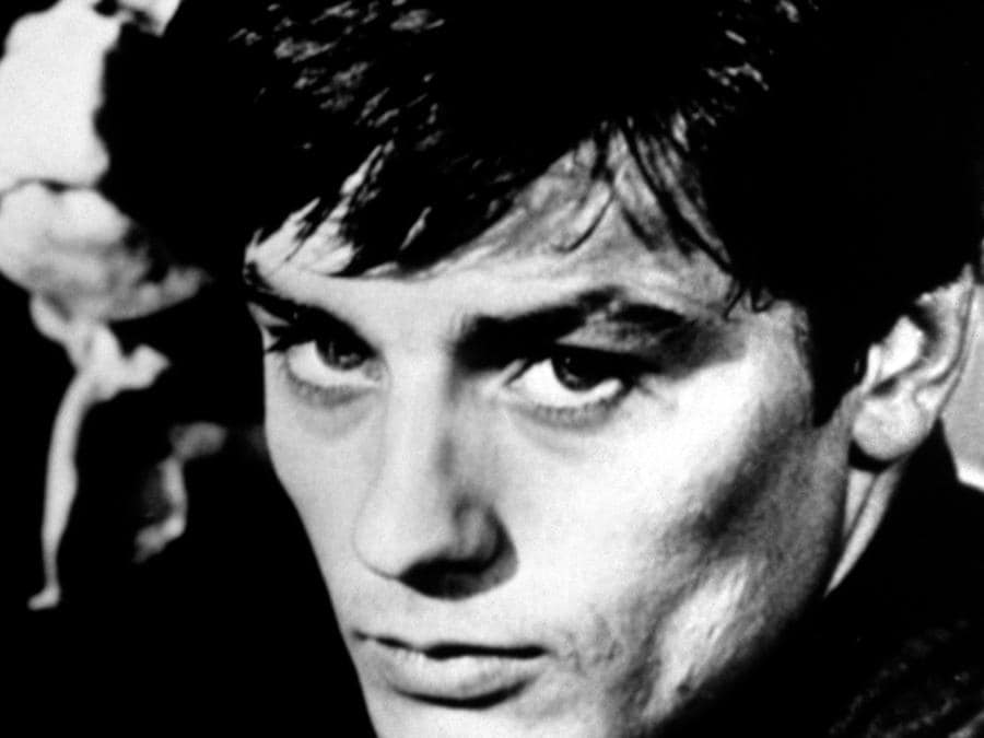 Il film «Rocco e i suoi fratelli» del 1960 di Luchino Visconti con Alain Delon (COLLECTION CHRISTOPHEL © Cocinor-Marceau)