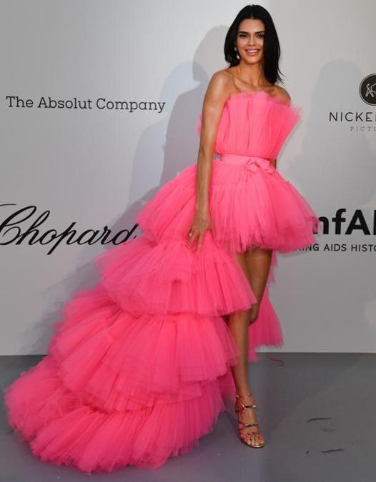 Kendall Jenner in Giambattista Valli x H&M
