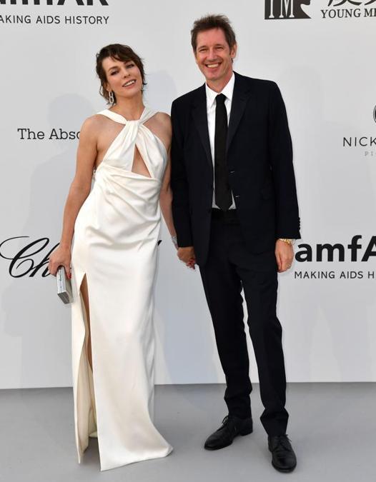 Milla Jovovich e Paul W.S. Anderson