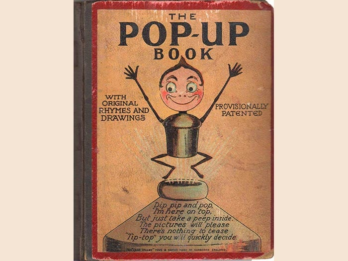The Pop-Up Book (1912-14)