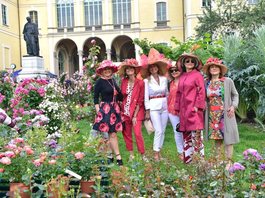 XXIV Mostra Orticola - Giardini Pubblici di via Palestro. (Duilio Piaggesi/Fotogramma)