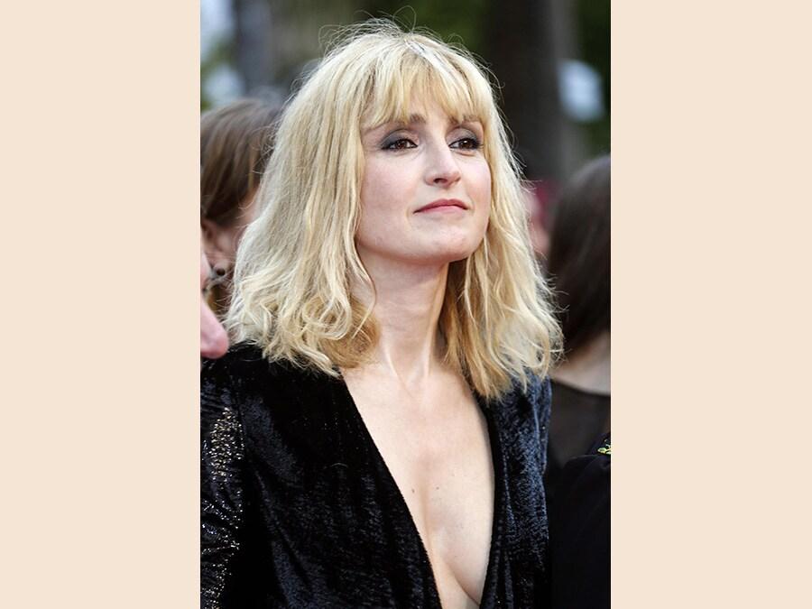 L'attrice francese, Julie Gayet.  (Epa/Sebastien Nogier)
