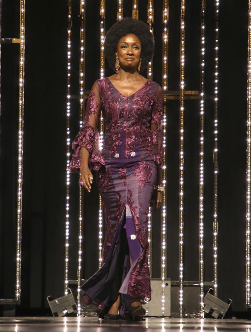 Maimouna N'Diaye   (Photo by Vianney Le Caer/Invision/AP)