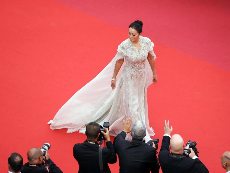Gong Li  (EPA/ANDREAS RENTZ / GETTY IMAGES)
