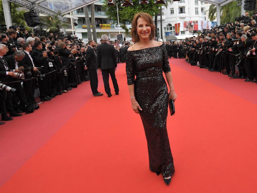 Nathalie Baye (Photo by LOIC VENANCE / AFP)