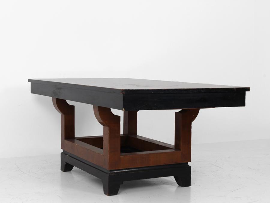 Dimoregallery, tavolino di Piero Portaluppi