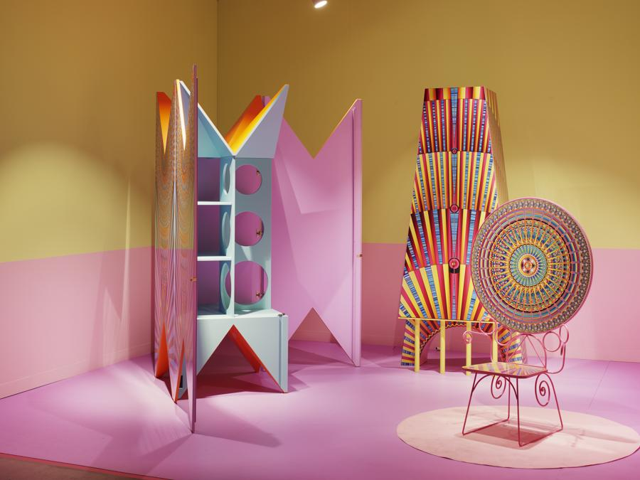 Camp Design Gallery, Three Characters in the second act: The Royal Family di Adam Nathaniel Furman