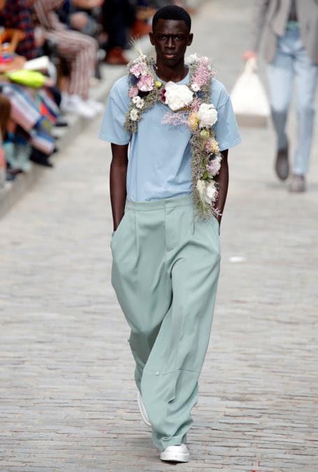 La sfilata  Louis Vuitton (Reuters)