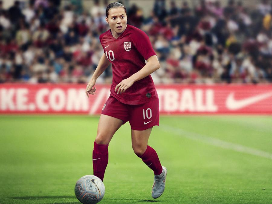 Inghilterra. Fran Kirby