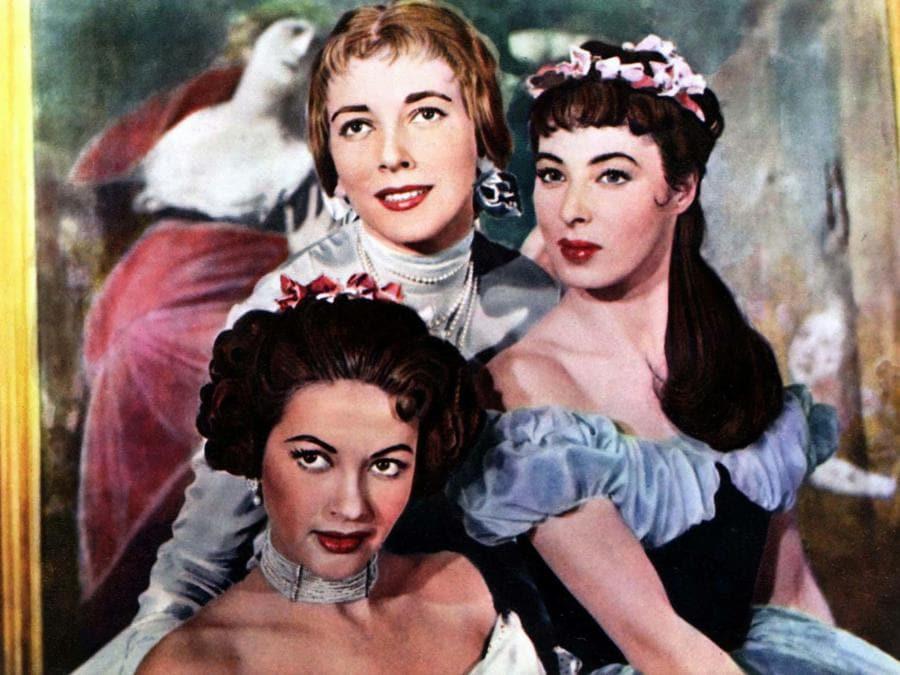Magic Fire (US 1956) Yvonne De Carlo, Valentina Cortese, Rita Gam (Agf)