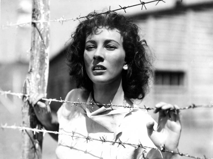 L'erbreo errante (ITALY 1947) Valentina Cortese (Agf)