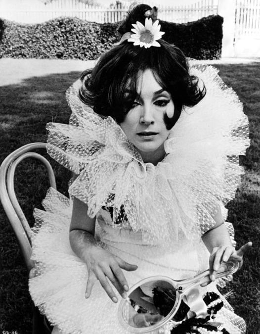 Giulietta degli spiriti (IT / FR 1965)  Valentina Cortese (Agf)