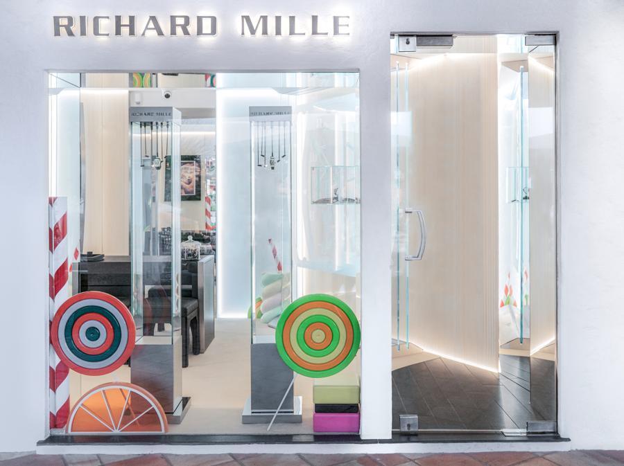 Richard Mille a Porto Cervo