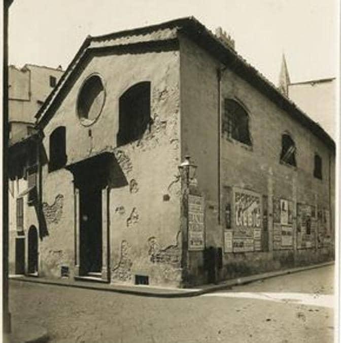 Ex Chiesa di San Procolo a Firenze. Istituto Centrale per il Catalogo e la Documentazione (ICCD)