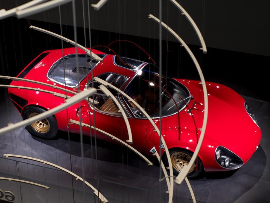 33 Stradale Dna Alfa Romeo