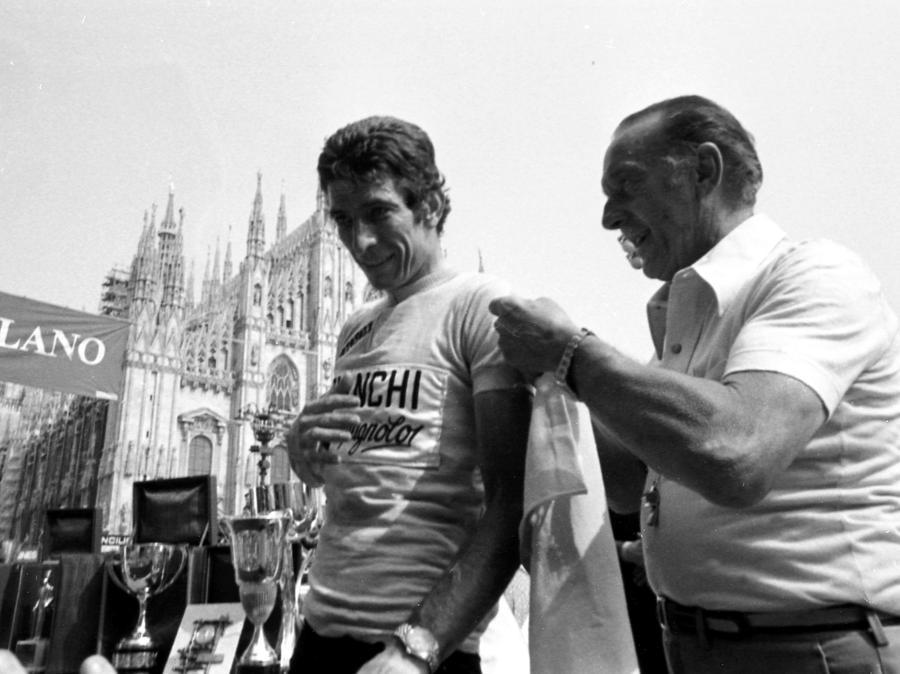 Milano, 1976,  Fotogramma