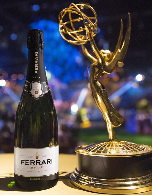 Ferrari Official Sparkling Wine degli Emmy Awards
