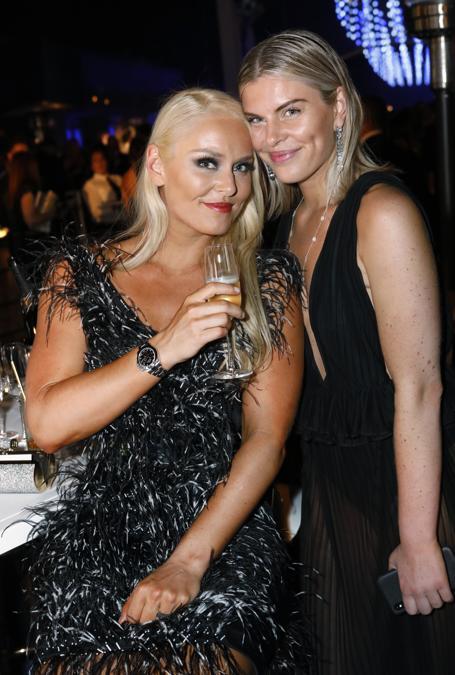 Lindsey Vonn e Karin Kildow