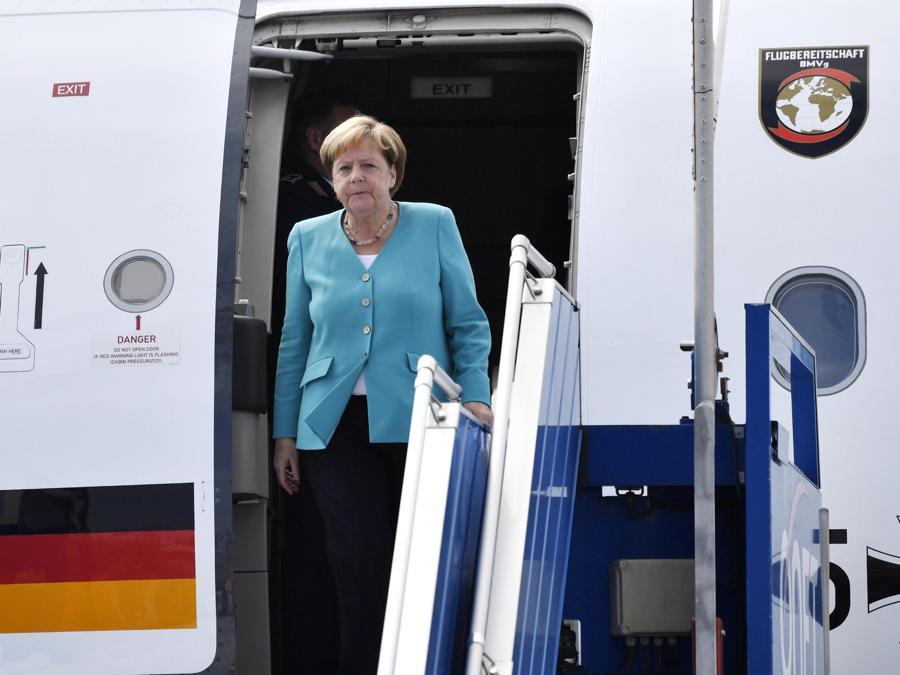 Angela Merkel (Epa)