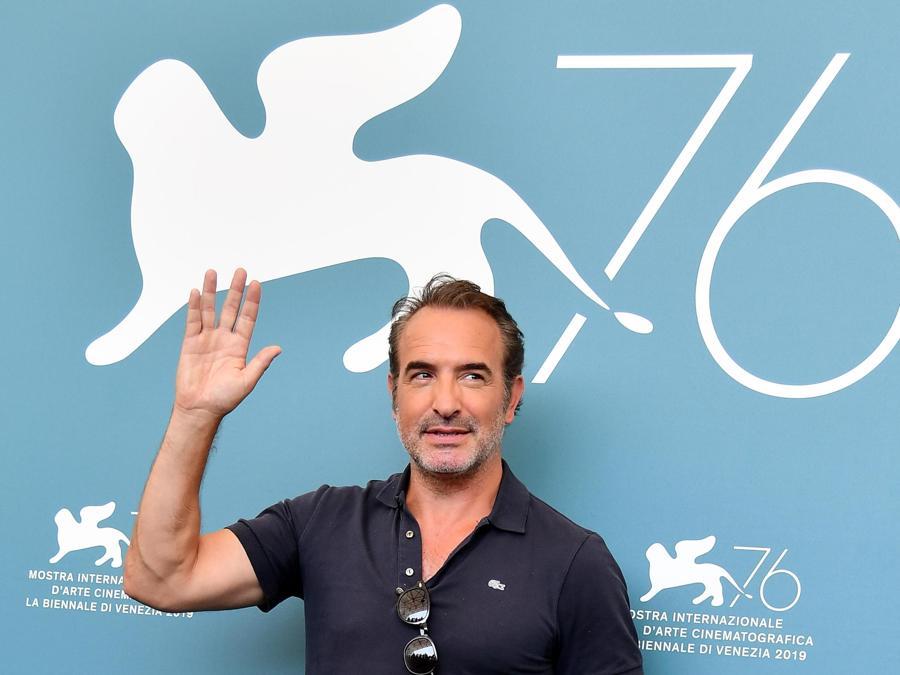 Jean Dujardin. (ANSA/ETTORE FERRARI)