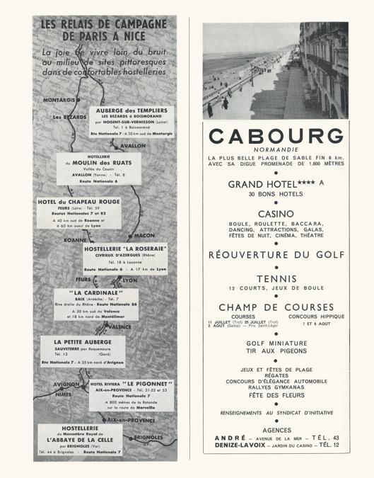 L'idea iniziale delle Routes du Bonheur di Relais&Chateaux