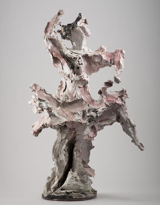Il Ponte - Lucio Fontana «Ballerina» 1952, stima 250- 350.000 €, venduto a 400.000