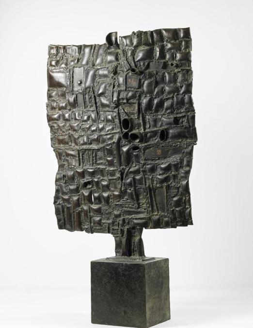 Capitoliumart  - Cesar, «Plaque Berlingot» 1958/1965, stima 60 - 80.000 €, venduto a 54.000