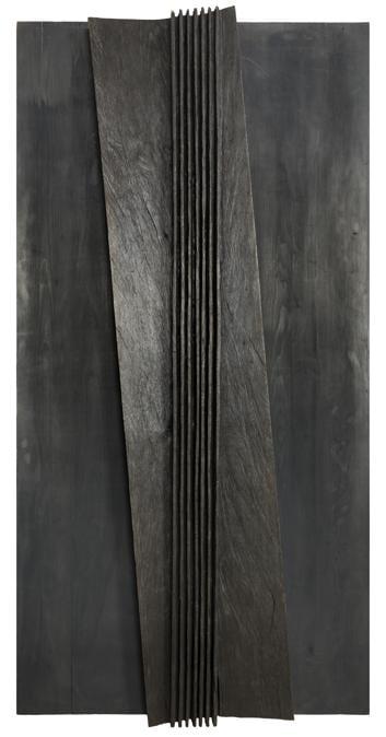 ArtRite Auction House  - Nunzio Di Stefano, «Senza titolo» 1992, stima 40-60.000 €, venduto a 40.000