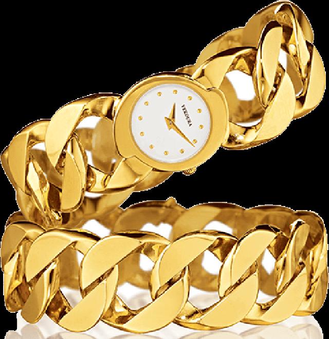 Il braccialetto Curb-Link