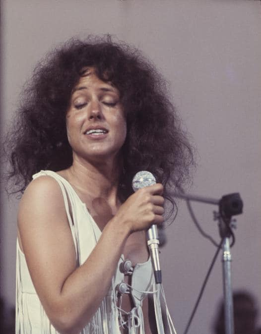 Grace Slick, Jefferson Airplane (Henry Diltz)