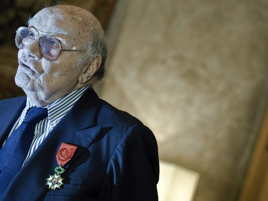 Francesco Rosi  (Photo by ANDREAS SOLARO / AFP)