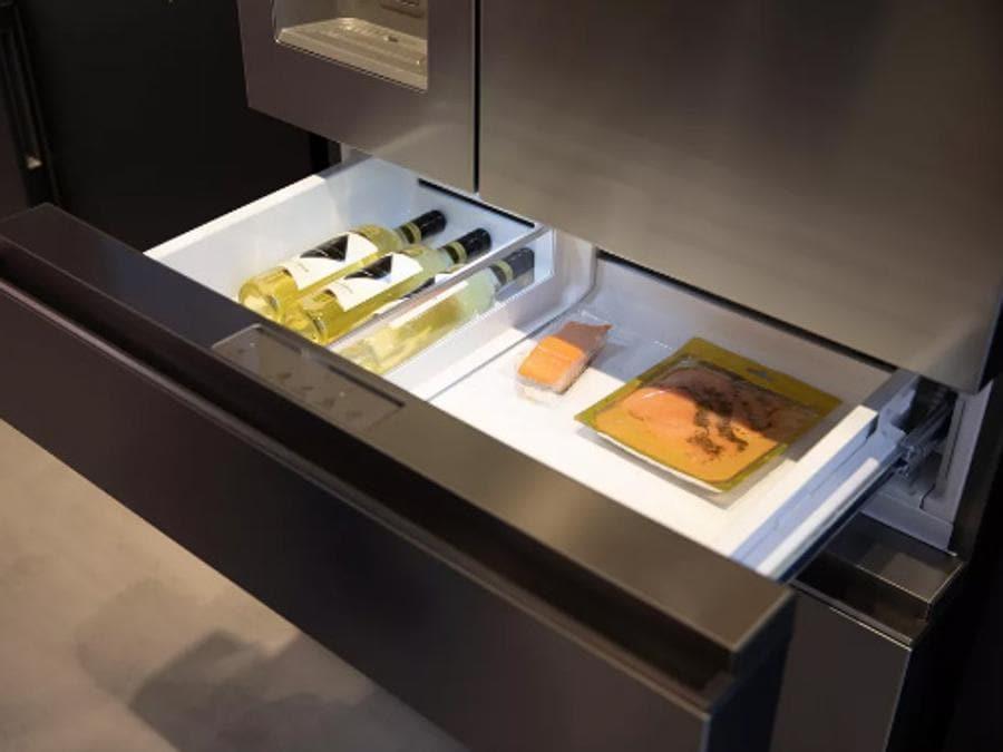Electrolux, cassetto frigorifero