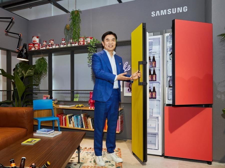 Samsung Prism1, le ante si possono sostituire