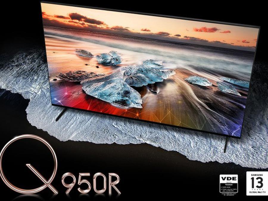 SAMSUNG QLed 8K- Q950R