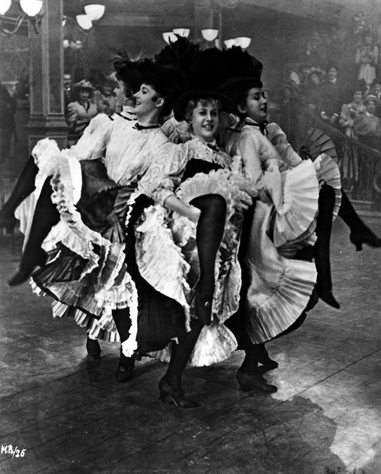 Una scena dal film «Moulin Rouge» di John Huston (1952)