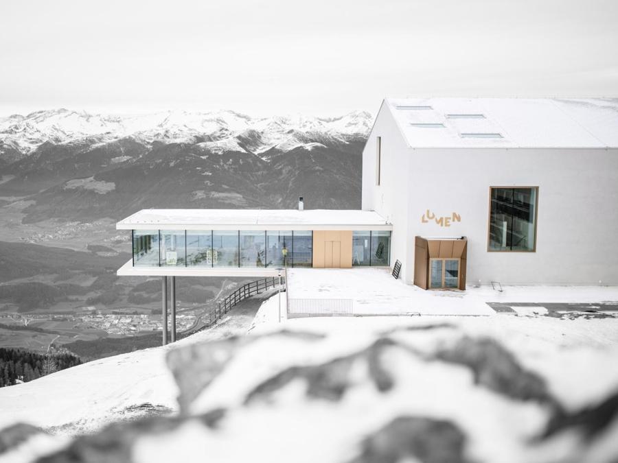 Lumen - Museo della fotografia di montagna (Credit Skirama Kronplatz)