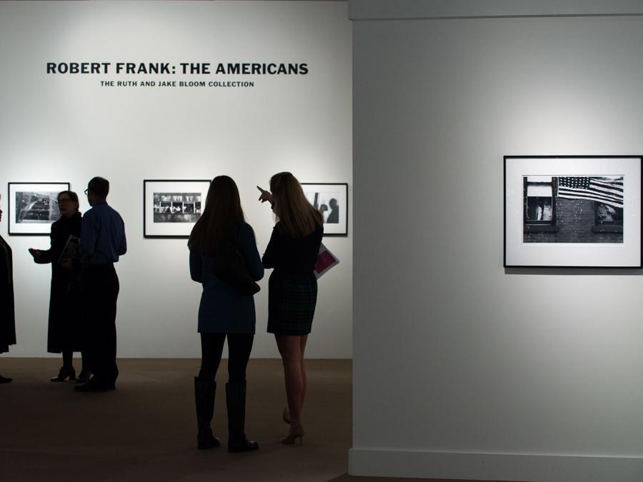 Una mostra del dicembre 2017, in Usa (Photo by Bryan Thomas / GETTY IMAGES NORTH AMERICA / AFP)
