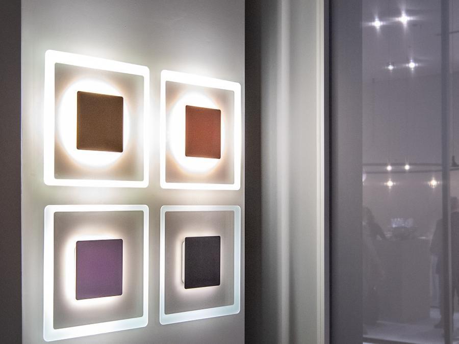 Novità Linea Light group ( foto Andrea Badoni)