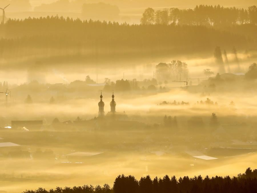Uttenweiler, Germania (Photo by Thomas Warnack / dpa / AFP)
